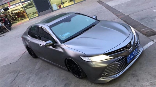 2018款丰田凯美瑞改装airbft新款四轮独立气动避震功能配置介绍