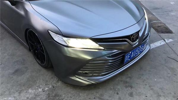 2018款丰田凯美瑞改装airbft新款四轮独立气囊减震功能配置介绍