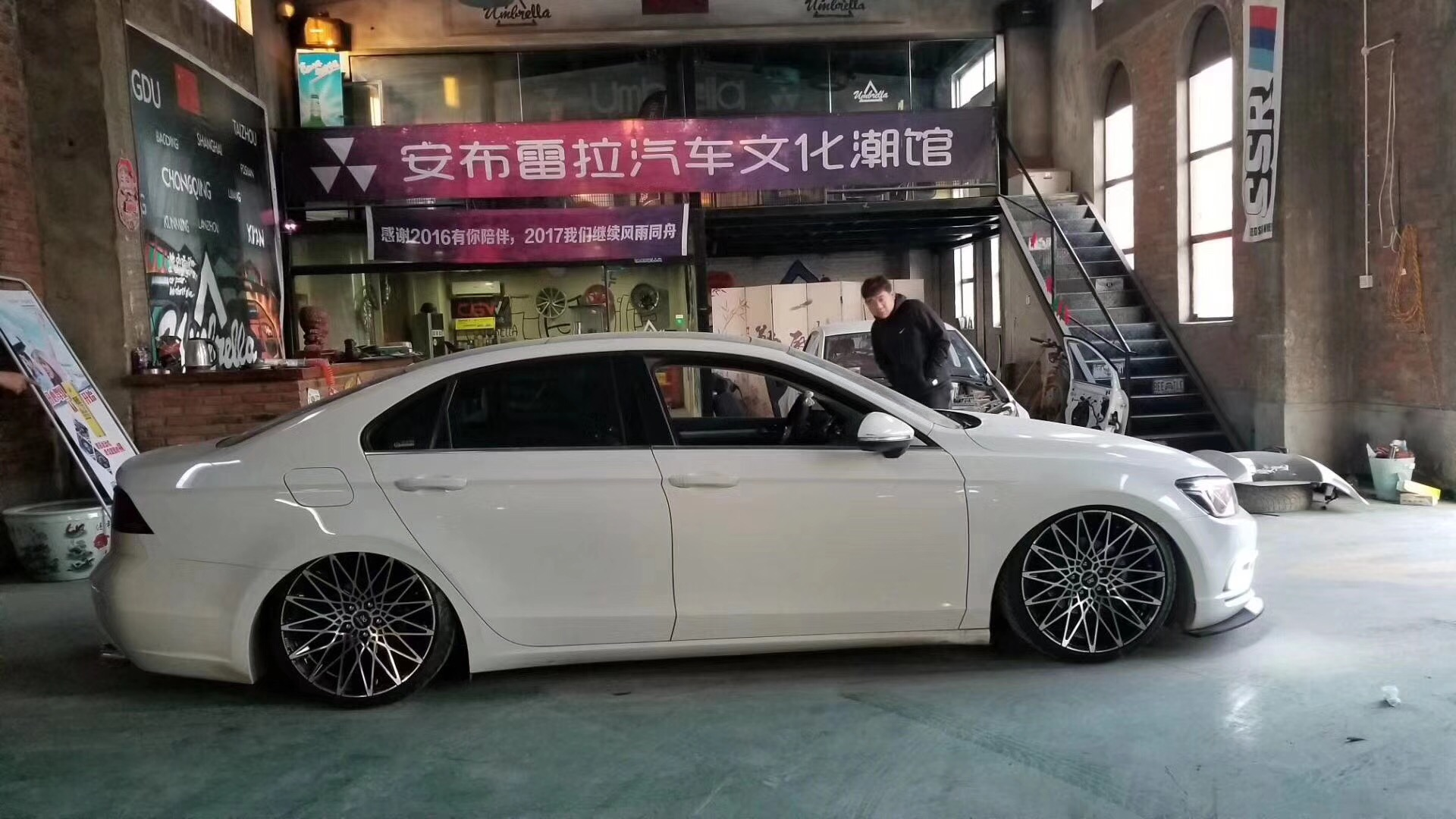accuair中国总代李洋分享大众凌渡改装airbft气动避震