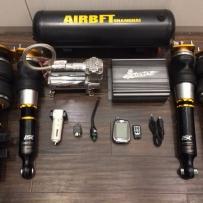 美国AIRBFT气动避震专业提供:豪华版气动避震套件