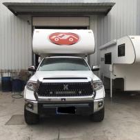 AIRBFT为无锡爱慕房车配套专车专用空气减震,拉货,载重,拉房车必备。。。