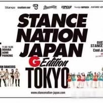 11.15日本STANCENATION聚会--改装不分国度,不分车型