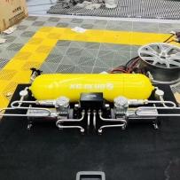 高尔夫7 AIRBFT气动避震后备箱造型 南通XC.CLUB