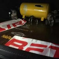帕萨特B5改装AIRBFT气动避震后备箱造型
