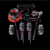 AIRBFT全新控制系统套件来袭,四轮独立升降,液晶数字气压显示,品质卓越,高性价比!
