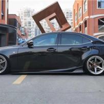 单身贵族的专属车雷克萨斯气动避震悬挂低姿态风格改装