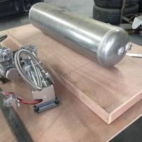 ACCUAIR后备箱造型设计施工实拍
