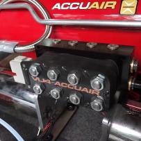 ACCUAIR后备箱造型设计