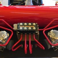 MINI COOPERS改装ACCUAIR气动避震后备箱案例