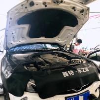 奔驰C200L改装ACCUAIR气动避震 气动避震价钱 品牌 缺点 维护