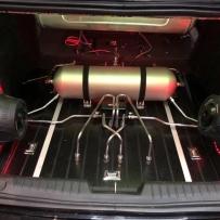 AIRBFT气动避震后备箱造型案例