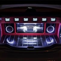 雷克萨斯LS430气动避震升级!雷克萨斯完美升级气动避震造型 巅峰巨作气动避震精彩案例