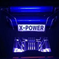 十代思域改装ACCUAIR气动避震后备箱造型展示