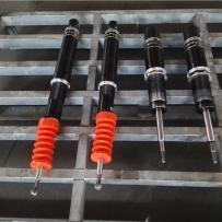 二手奥迪A6c7台湾博得避震桶一套 可以升级气动桶身便宜出售