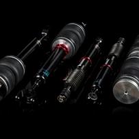 """奔驰W211气动避震桶身""""动力性及操作性方面的新标准"""""""