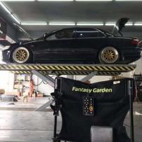 六代雅阁改装ACCUAIR/AIRBFT气动避震 出类拔萃的低趴魅力 车遇