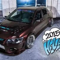 2015  台湾HellaFlush改装车聚会