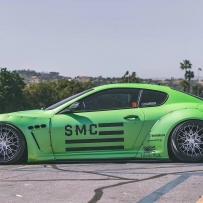 专属奢华 个性定制 玛莎拉蒂GT气动避震姿态 简直太完美