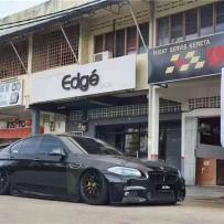 BMW F18改装AIRBFT气动避震 演绎完美低姿态!