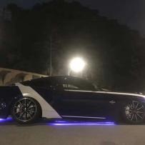 福特野马安装ACCUAIR新款VX4气动避震及后备箱造型 台湾店家分享