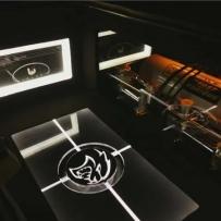 挑战者ACCUAIR后备厢造型设计 科技感十足