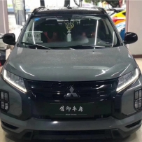 城市SUV-三菱ASX劲炫改装AIRBFT气动避震品牌有哪些功能配置