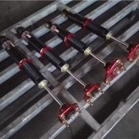 精品9.9成新 雷克萨斯GS350专用BC避震桶身一套 无弹簧可升级气动避震