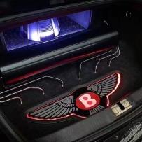 宾利改装ACCUAIR气压避震器控制系统搭配新款罐阀一体ENDO-VT45!