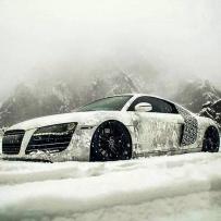雪地低趴气动案例欣赏