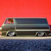 1963福特货车也来玩姿态 气动姿态范儿十足