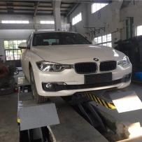 宝马3系新车改装气动量数据