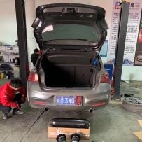 宝马1系140改装AIRBFT气动避震 体验丰富多彩的车生活