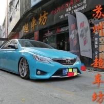 苏州超车坊气动避震改装案例