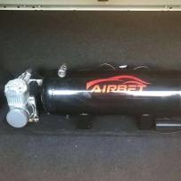 宝马AIRBFT气动避震后备箱造型设计