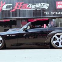 超跑姿态加身 本田S2000姿态改装ENDO气动避震加身 性能姿态兼备