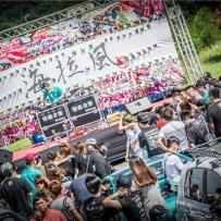 台湾第二屆 Hellaflush Taiwan 靜態車聚音樂聚會