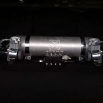 A6C7改装ACCUAIR空气避震后备箱造型