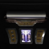 气动避震李洋分享HellaFlush风格中的灵魂者-ACCUAIR气动避震后备箱造型案例