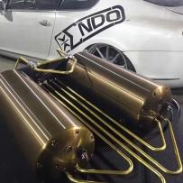 宾利ACCUAIR新品ENDO-T3后备箱造型