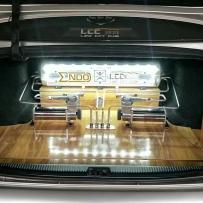 皇冠ACCUAIR气动避震后备箱造型案例分享