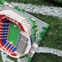 POLP设计AIRBFT气动避震足球场造型敬请期待